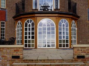 Clement Windows Group -  - Glasfensterfront
