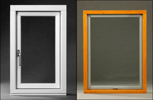 Mumford & Wood -  - 1 Flügel Fenster