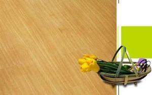 Berry Wood - hêtre 1 frise - Boden Aus Schichtpressstoff