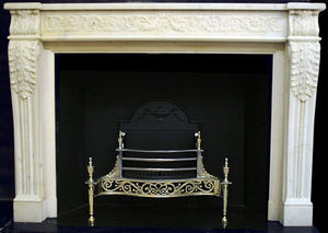 Marble Hill Fireplaces -  - Rauchfangmantel