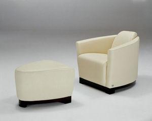 Sessel und Sitzkissen