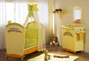 ERBESI - trenino - Babyzimmer