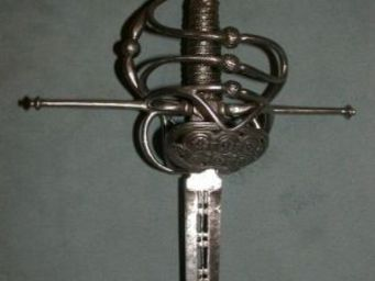 Patrice Reboul - belle épée multibranche  - Schwert