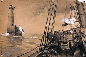 KIPEUK déco - de l. sabattier - Marine