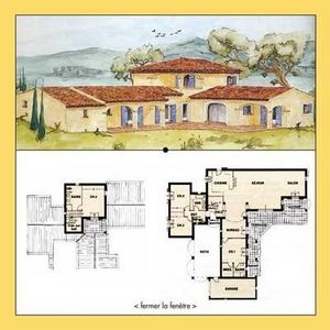 Provence Architecture -   - Geschossiges Haus