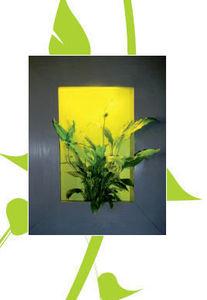 VERTICAL GREEN -  - Vegetarische Gemälde