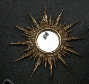 AABC PASCAL - mirroir soleil - Zauberspiegel