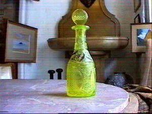 ACI Antiquités -  - Deko Flasche