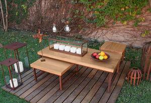 Diseño Base -  Objetos -  - Outdoor Kerzenhalter