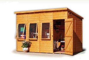 CABANES GREEN HOUSE -  - Holz Gartenhaus
