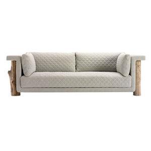 Bleu Nature - mattak - Sofa 4 Sitzer