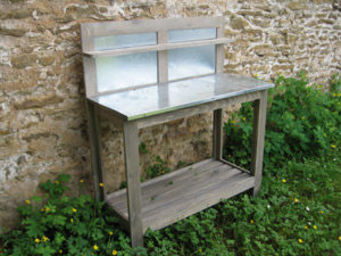 BARCLER - table jardinage a dossier - Pflanztisch