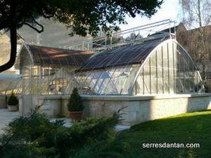 Serres et Ferronneries d'Antan -  - Gewächshaus