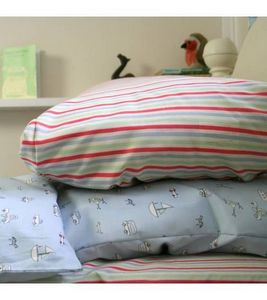 Poppy - beep beep pillow case - Kinder Kopfkissenbezug