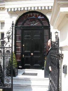 Cotswood Door Specialists -  - Doppelte Eingangstür