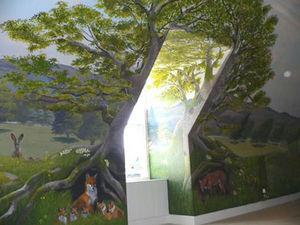 Janet Shearer -  - Trompe L'oeil Malerei