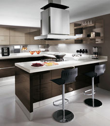 Just Kitchens (contracts) -  - Moderne Küche