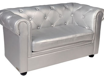 Miliboo - canapé chesterfield enfant - Kind Sofa