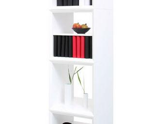 Miliboo - u2ydd bibliotheque 4 niveaux - Regal