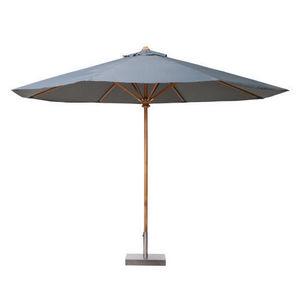 Maisons du monde - parasol 350 cm rond gris oléron - Sonnenschirm