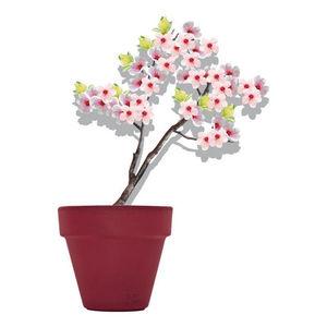 ALFRED CREATION - sticker le cerisier japonais - Gummiertes Papier
