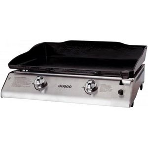 Favex - plancha coroa 2 brûleurs gaz - Grill Plate