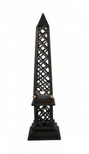Demeure et Jardin - obélisque petit modèle - Obelisk