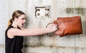 JUSTGUNBAG -  - Handtasche