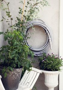 GARDEN GLORY - hose holder - Schlauchrolle