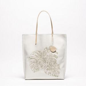 JACK GOMME - palm - Einkaufstasche