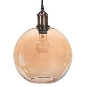 Maisons du monde - ambre - Deckenlampe Hängelampe