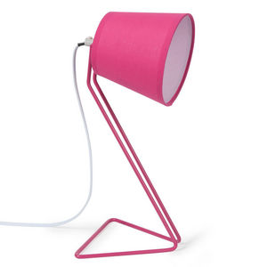 MAISONS DU MONDE - lampe ros - Tischlampen