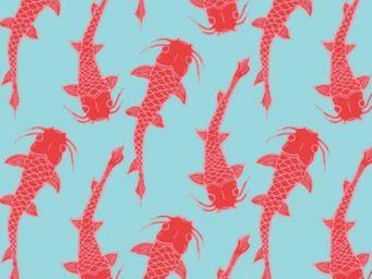 CAMILLE DEPRET - poissons chat - Bezugsstoff