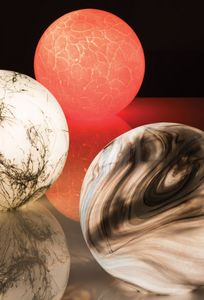 La Rochere - globe - Tischlampen