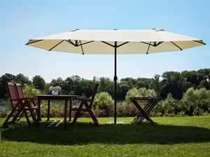BELIANI - parasol - Riesensonnenschirm