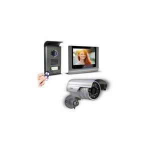 CFI-EXTEL IBERICA - visiophone 1414235 - Videophone