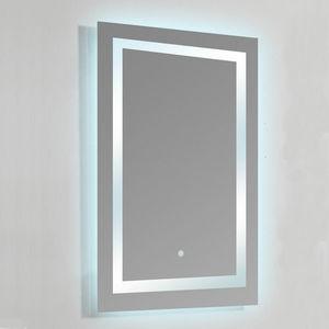 Rue du Bain -  - Beleuchteter Spiegel