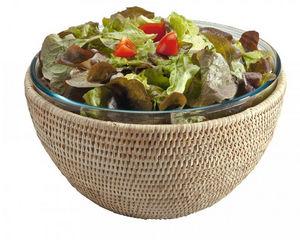 ROTIN ET OSIER - loris - Salatschüssel