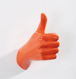 Thelermont Hupton - thumbs up - Wandhaken