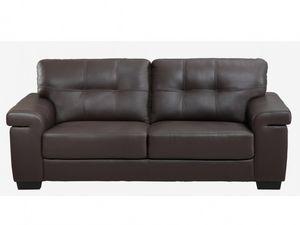 Vente-Unique.com - canapé hazel - Sofa 3 Sitzer