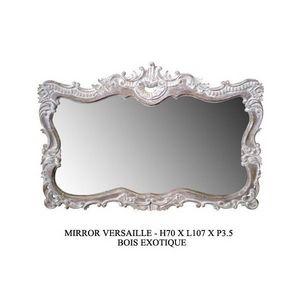 DECO PRIVE - miroir ceruse modele versailles - Spiegel