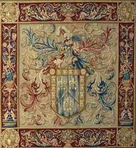 French Accents Rugs & Tapestries -  - Stiltapete