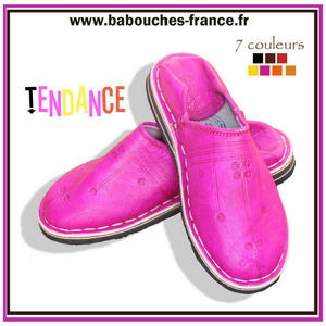 Babouches France -  - Babouche