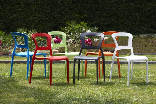 SCAB DESIGN - Stapelbare Stühle-SCAB DESIGN-PEPPER
