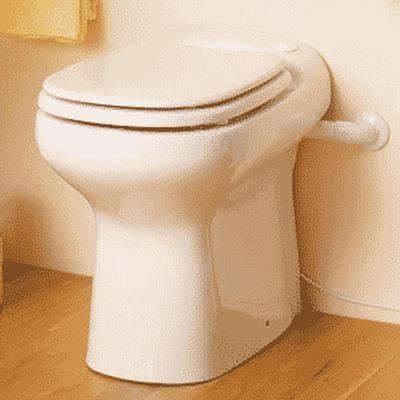 SFA - WC Bodenfixierung-SFA-Sanicompact Elite