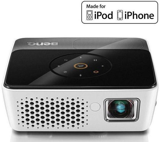 BENQ - Video light projector-BENQ-Mini vidoprojecteur Joybee GP3