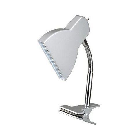 La Chaise Longue - Klemmlampe-La Chaise Longue-Lampe à pince Cosylight Argent