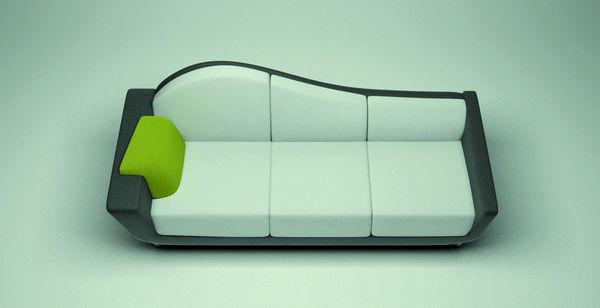 ARTEZEN - Sofa 3-Sitzer-ARTEZEN-PIANO