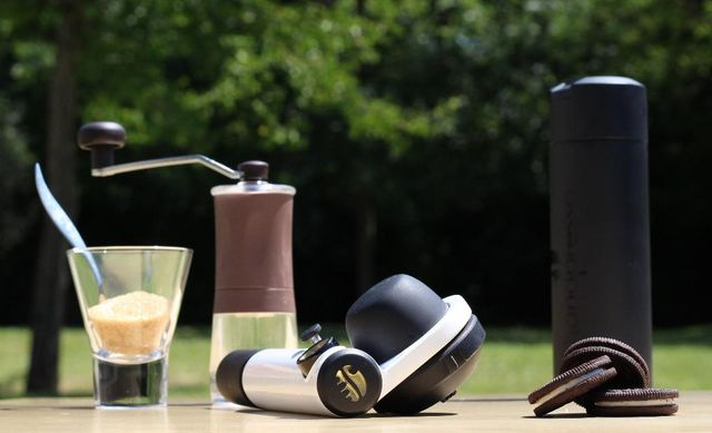 Handpresso - Maschine tragbarer espresso-Handpresso