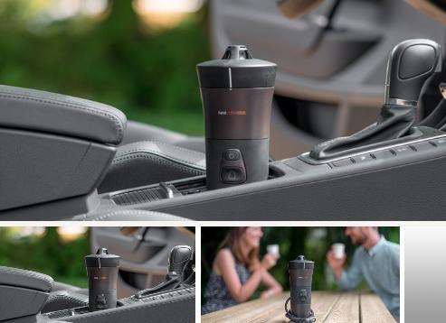 Handpresso - Maschine tragbarer espresso-Handpresso-Handcoffee Auto